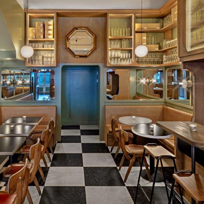 New York Bodegas Inform Interiors Of Genuine Liquorette