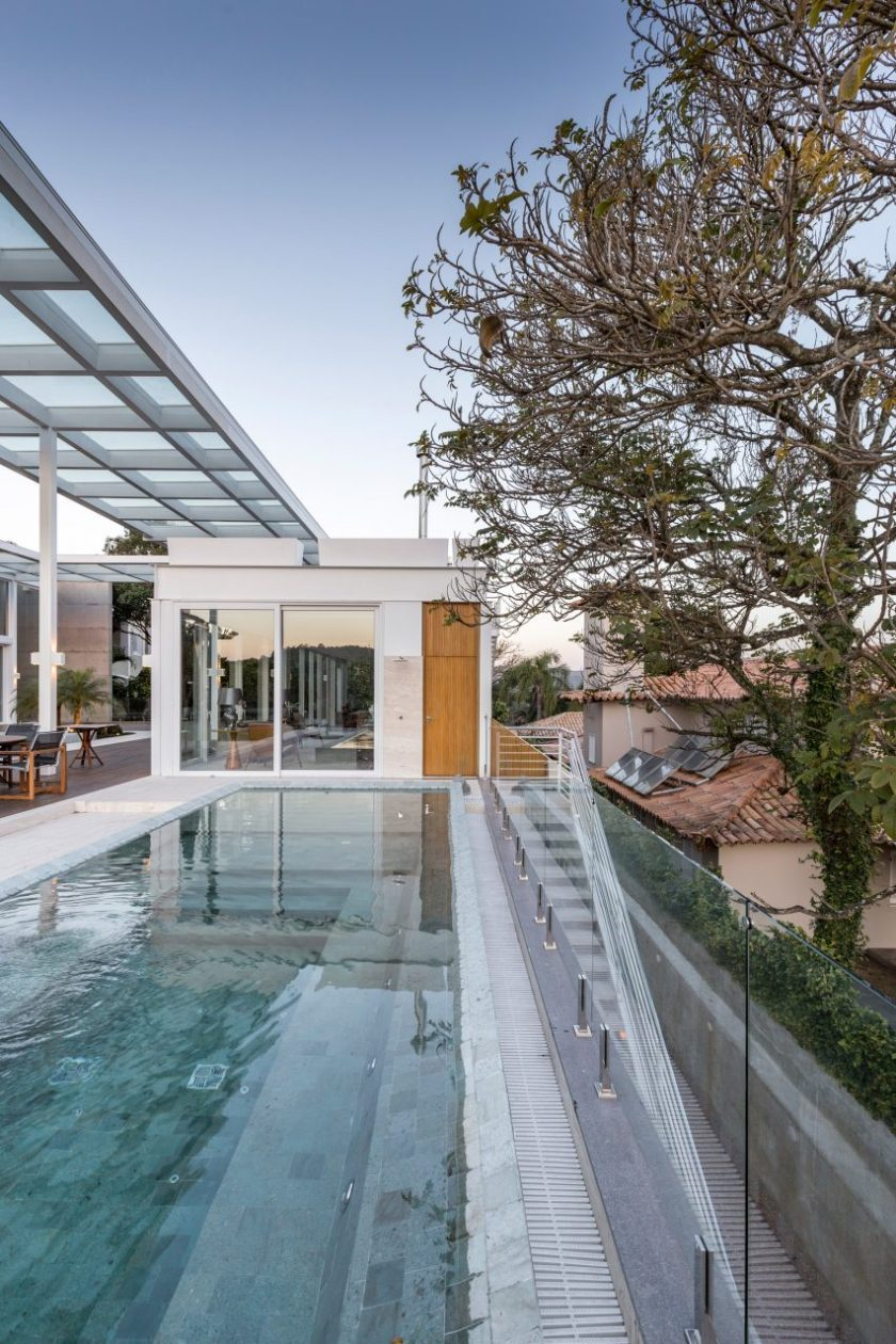 Jardim do Sol house by Hype Studio