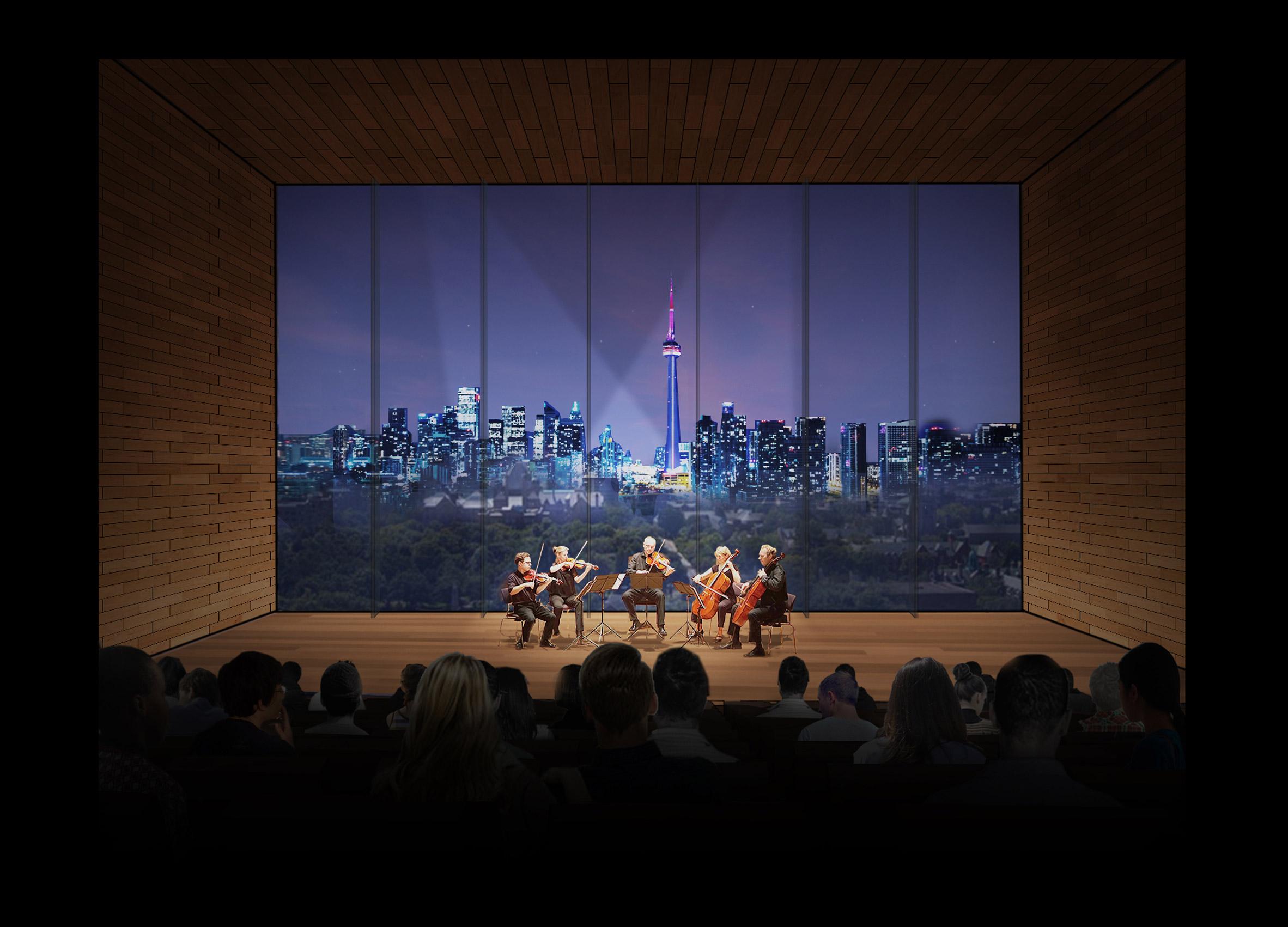 University of Toronto by Diller Scofidio + Renfro