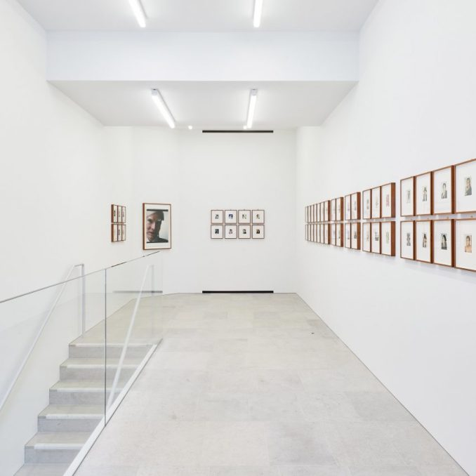 Bastian gallery's London outpost designed by David Chipperfield Architects