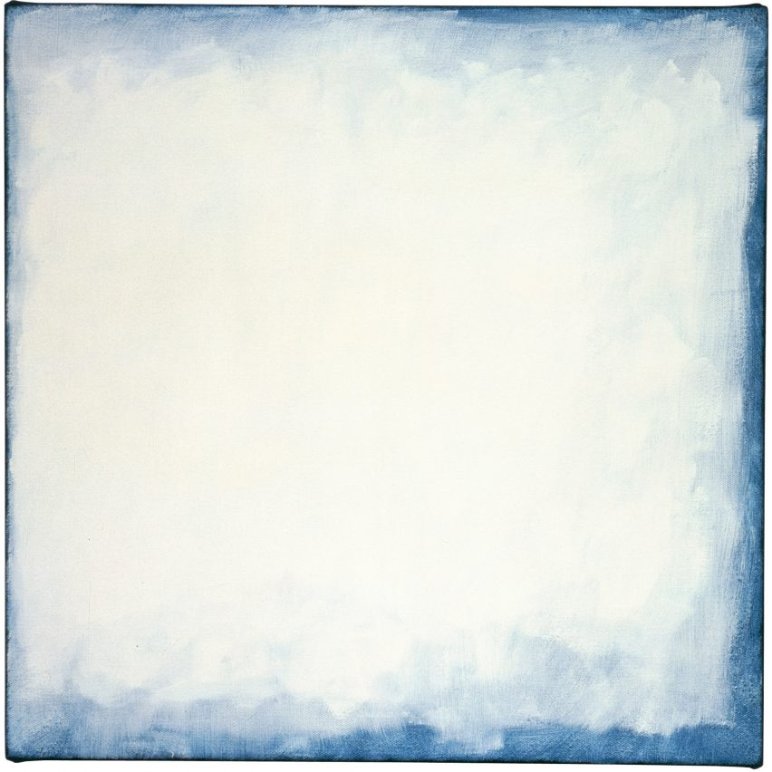 Series #27 (White), 2003 by Robert Ryman
