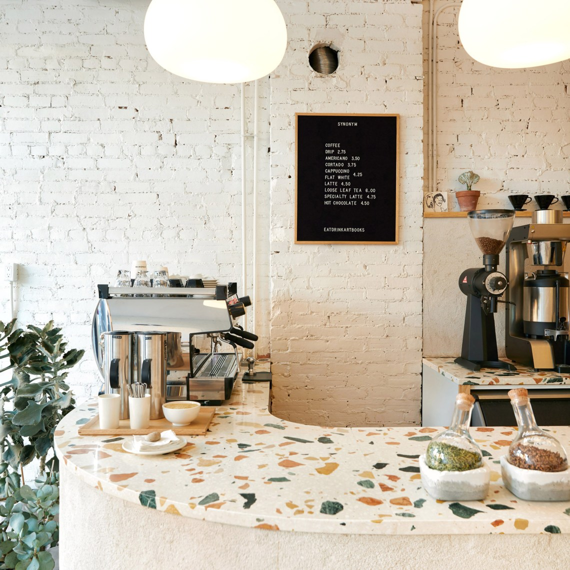 Synonym Cafe Features Cosy Corners By Atelier Barda