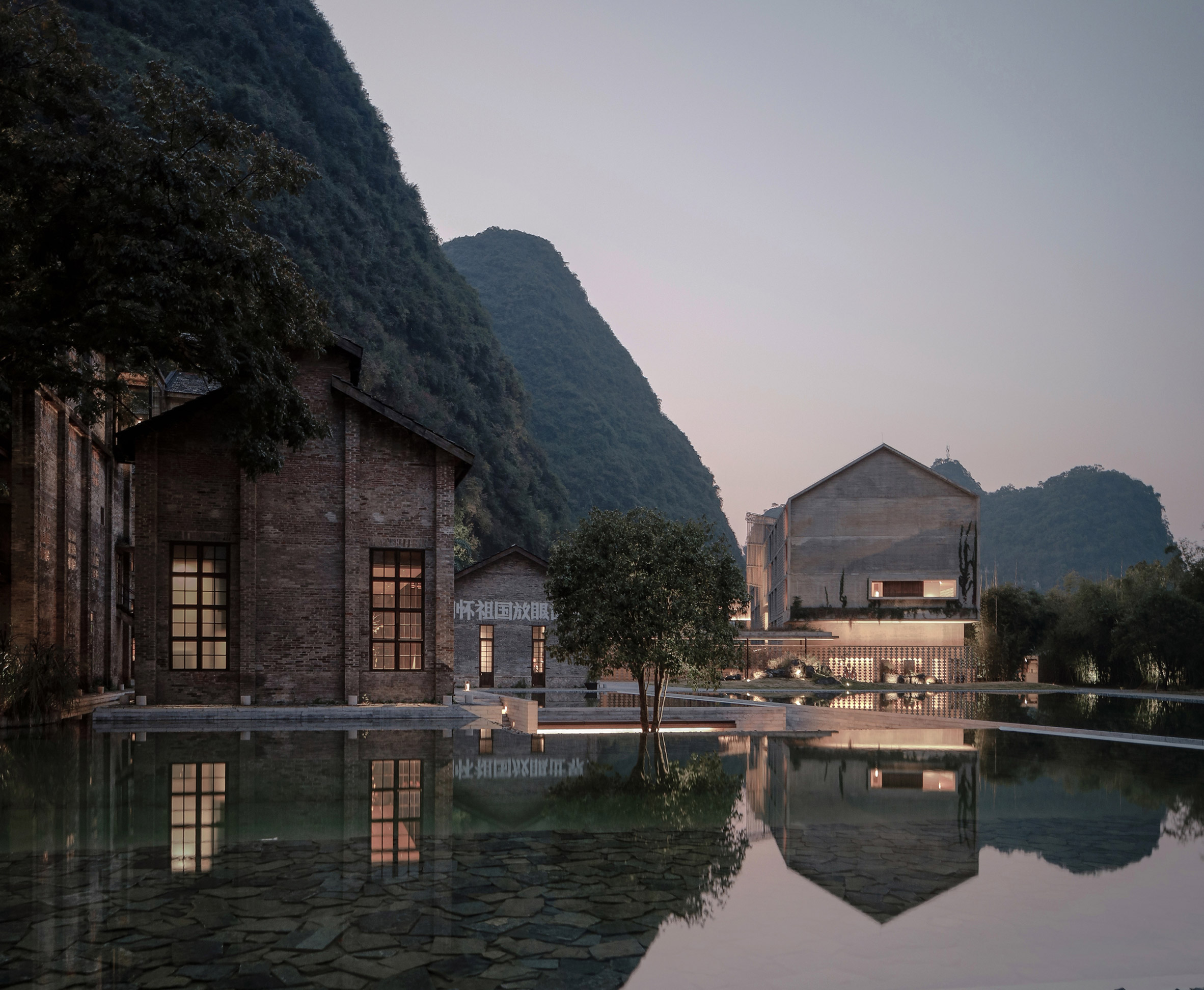 Alila Yangshuo was named the Ultimate Winner of the AHEAD Global awards, which were held at the Ham Yard Hotel in London