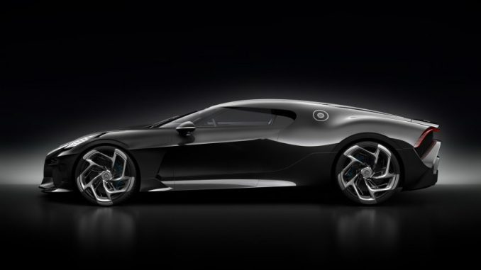 """Bugatti's €11 million La Voiture Noire is the """"world's most expensive car"""""""