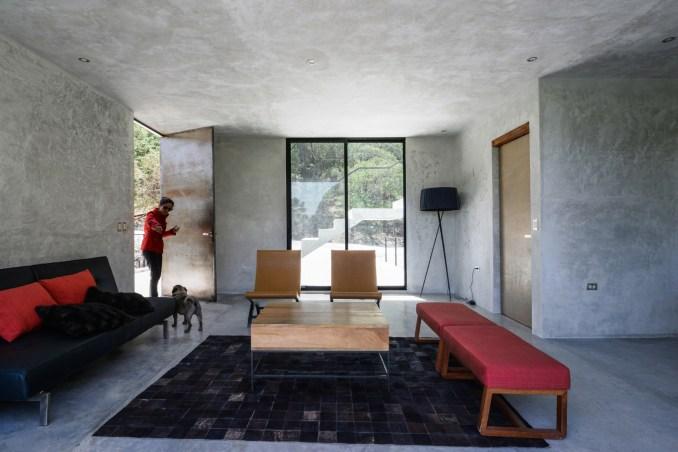 Casa 2I4E by P+0 Arquitectura