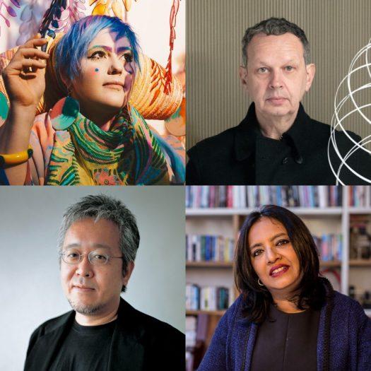 Portrait of Dezeen Awards 2019 judges