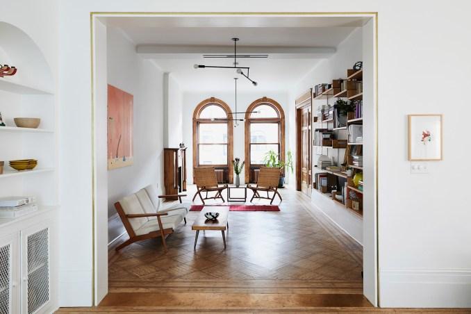 Prospect Lefferts Garden Townhouse by GRT Architects