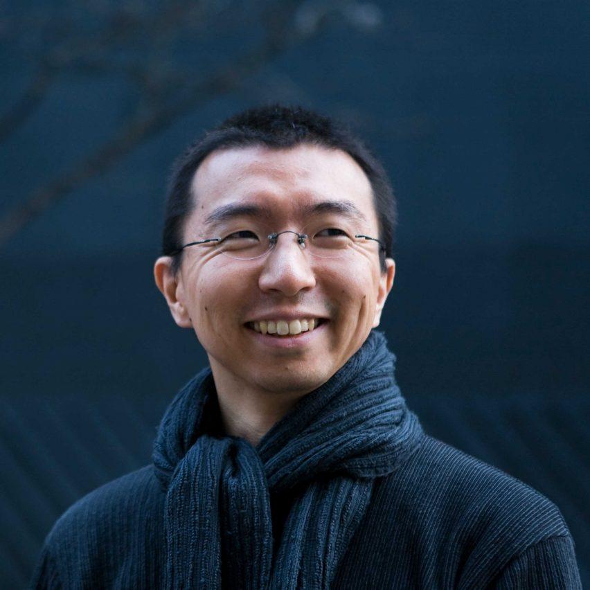 Dezeen Awards 2019 judge Sou Fujimoto
