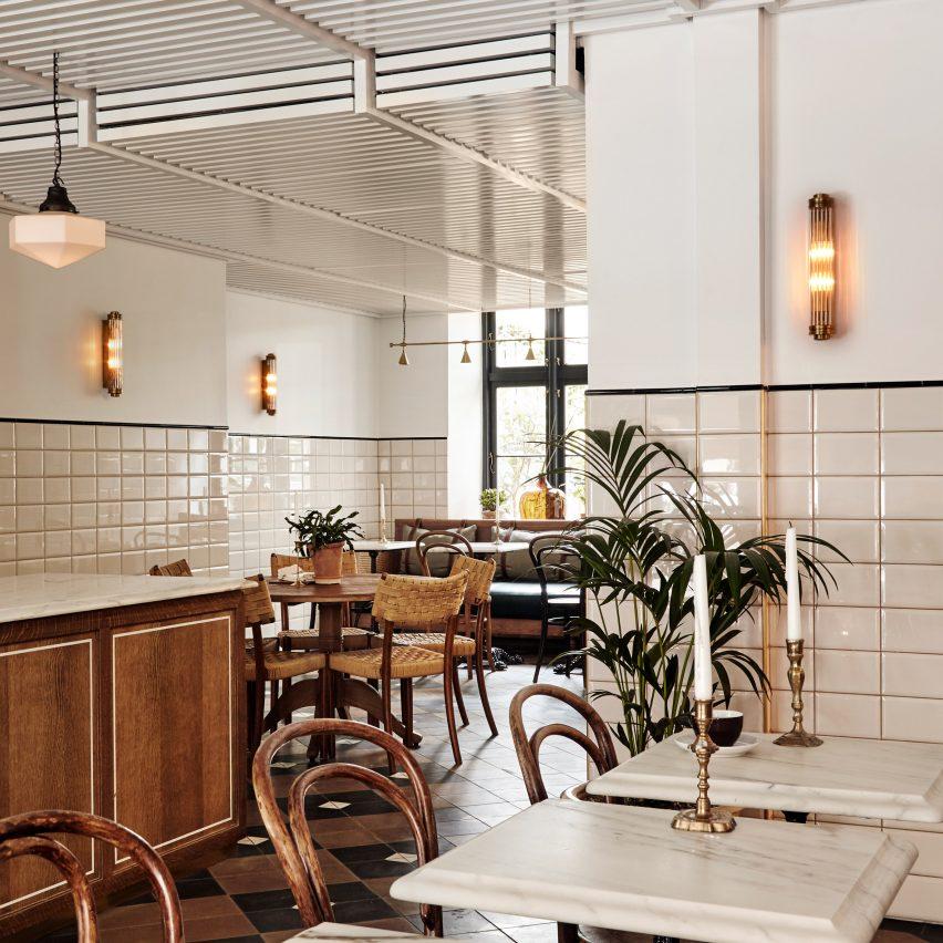 Hotel Sanders designed by Lind + Almond