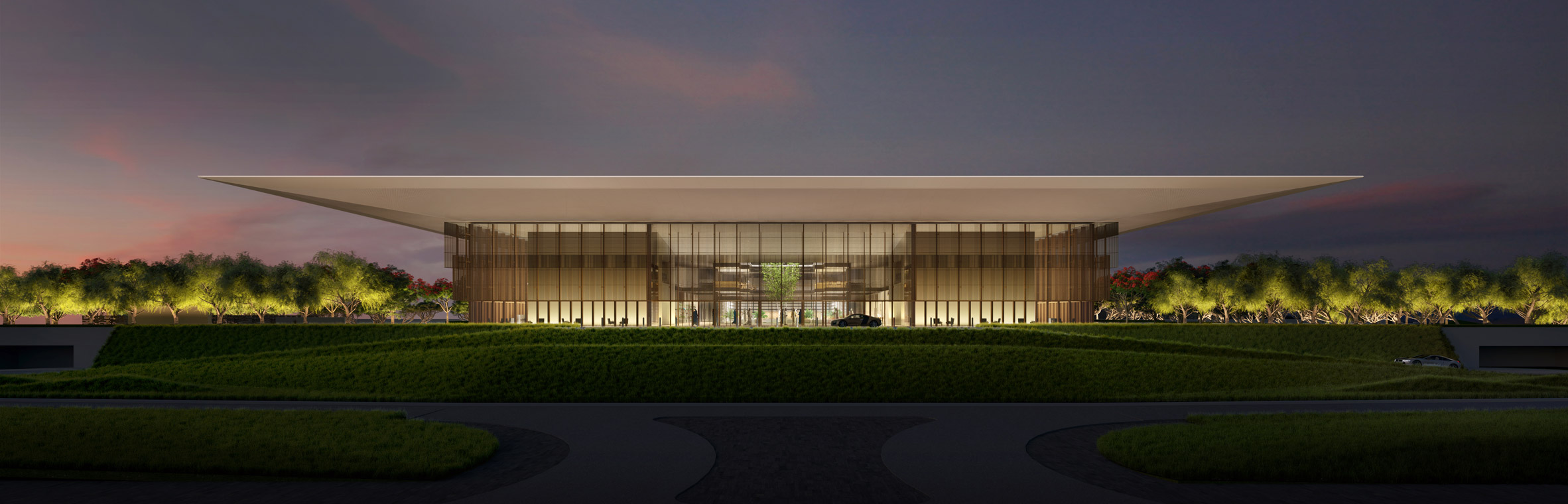 Foster + Partners design the House of Wisdom library for Sharjah