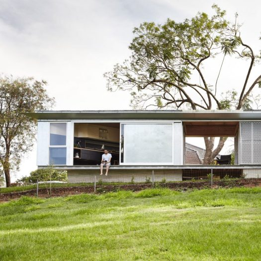 Keperra House by A-CH