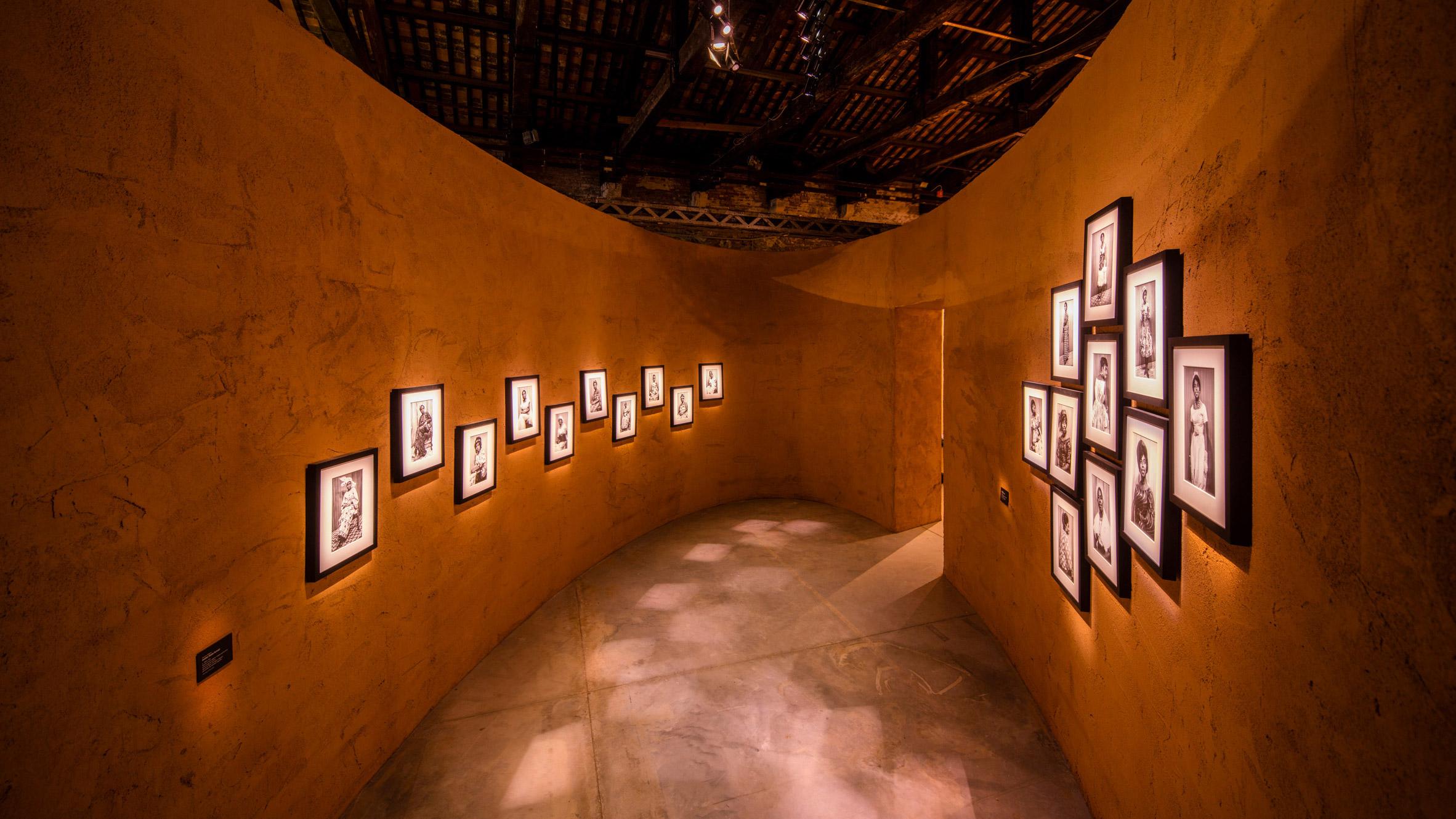 Ghana Freedom by David Adjaye at Venice Art Biennale