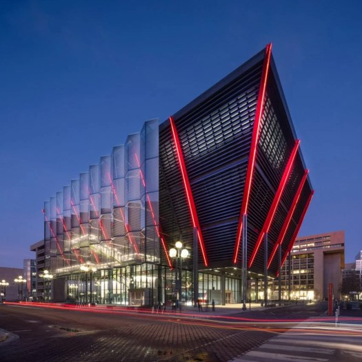 International Spy Museum by Rogers Stirk Harbour Partners