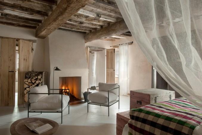 Monteverdi Tuscany boutique hotel by Michael Cioffi and Ilaria Miani