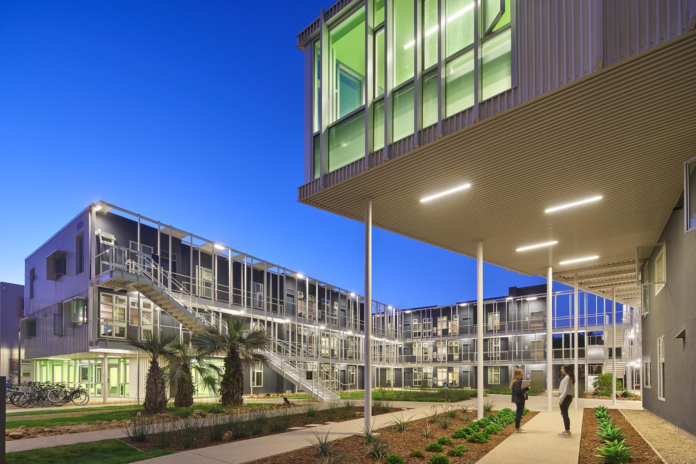 UCSB San Joaquin student housing by LOHA