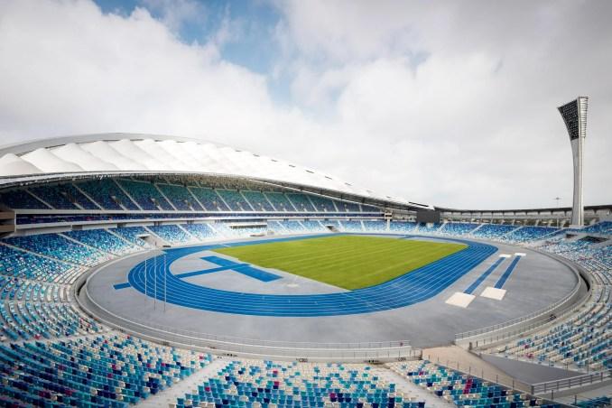 Wuyuanhe Stadium by GMP