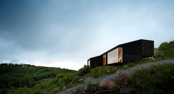 Cabin Stokkøya by Kappland Arkitekter