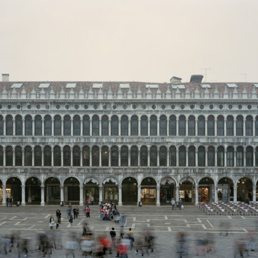David Chipperfield Procuratie Vecchie in Venice