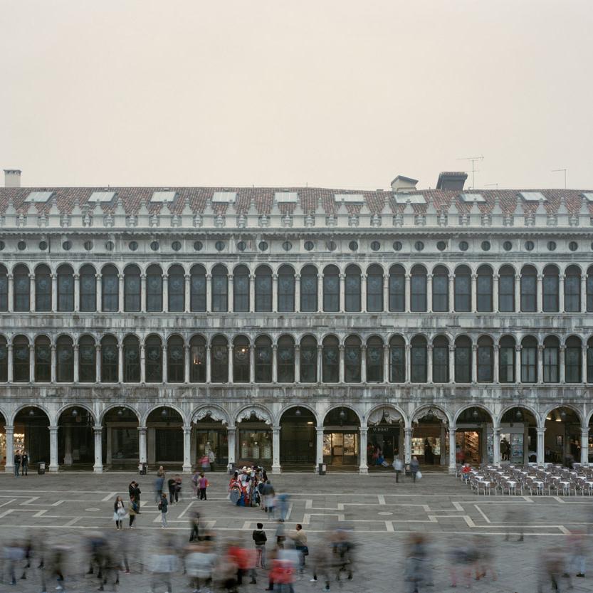 David Chipperfield Procuratie Vecchie in Venice