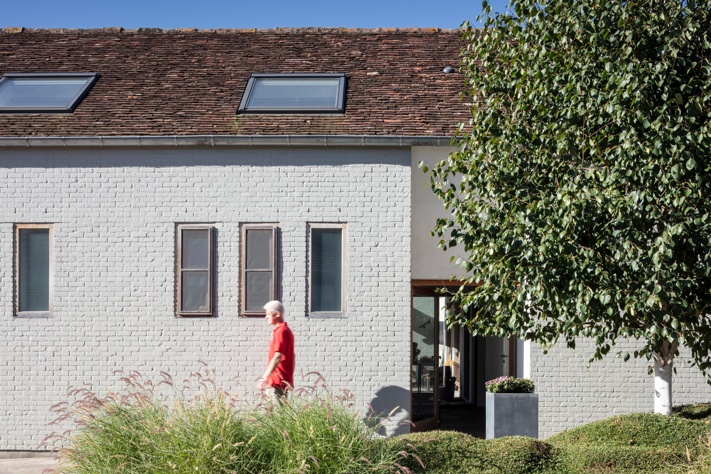 House Nico and Hilde by Atelier Vens Vanbelle