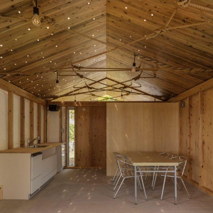 Knothole House by ICADA