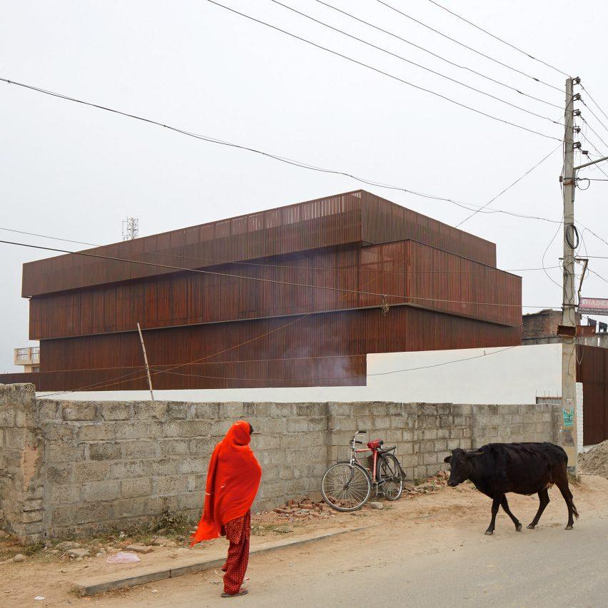 Lattice House by Sameep Padora