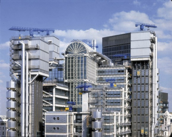 Lloyds Building by Richard Rogers