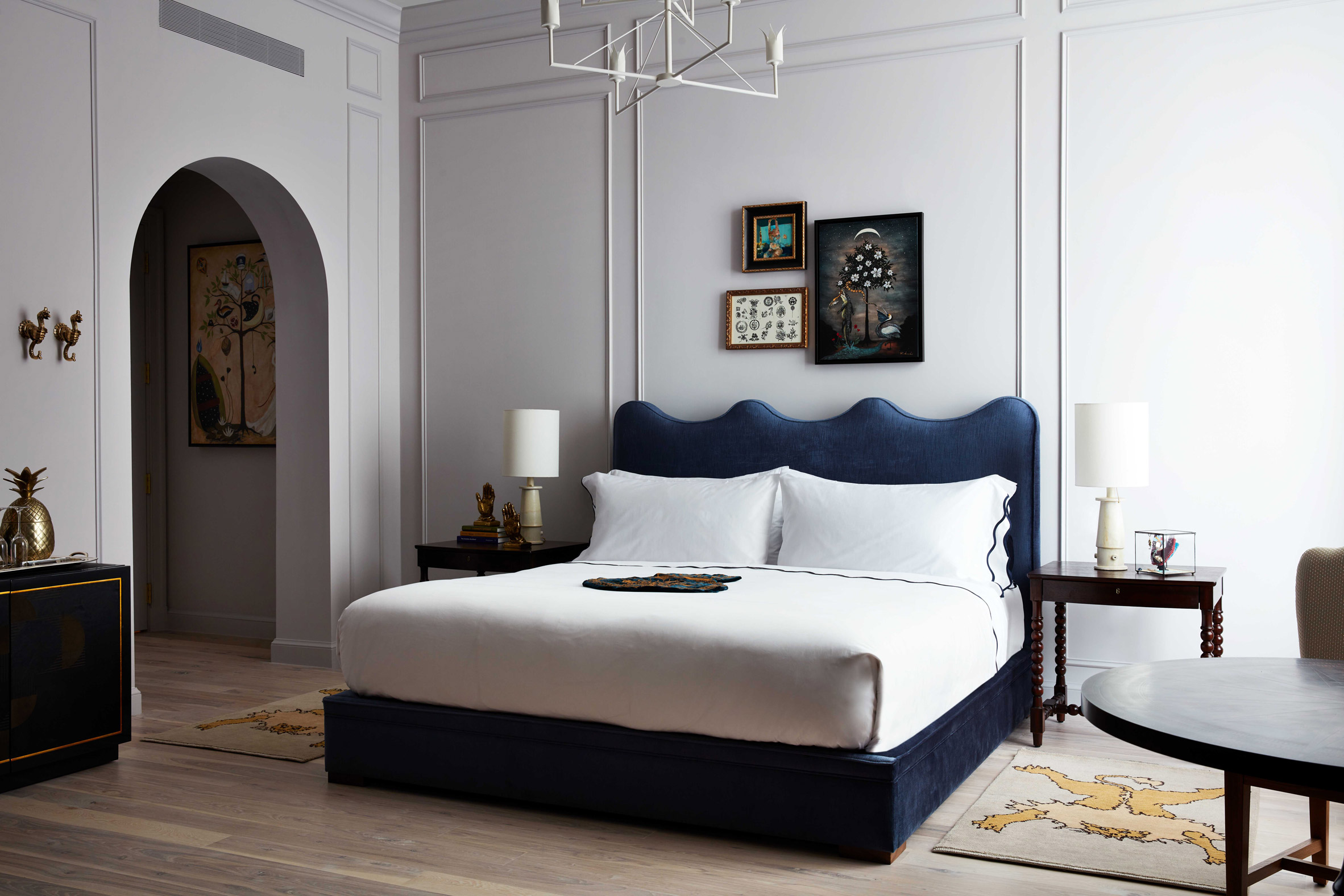 Maison De La Luz luxury hotel by Atelier Ace in New Orleans