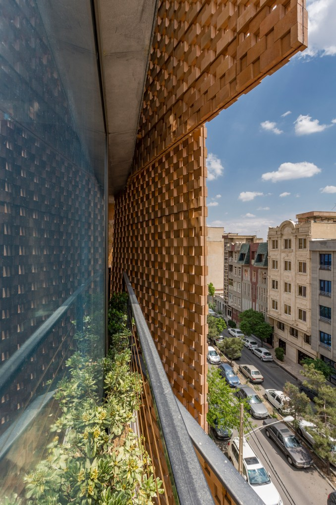 Saadat Abad Residential Building redesign by Fundamental Approach Architects
