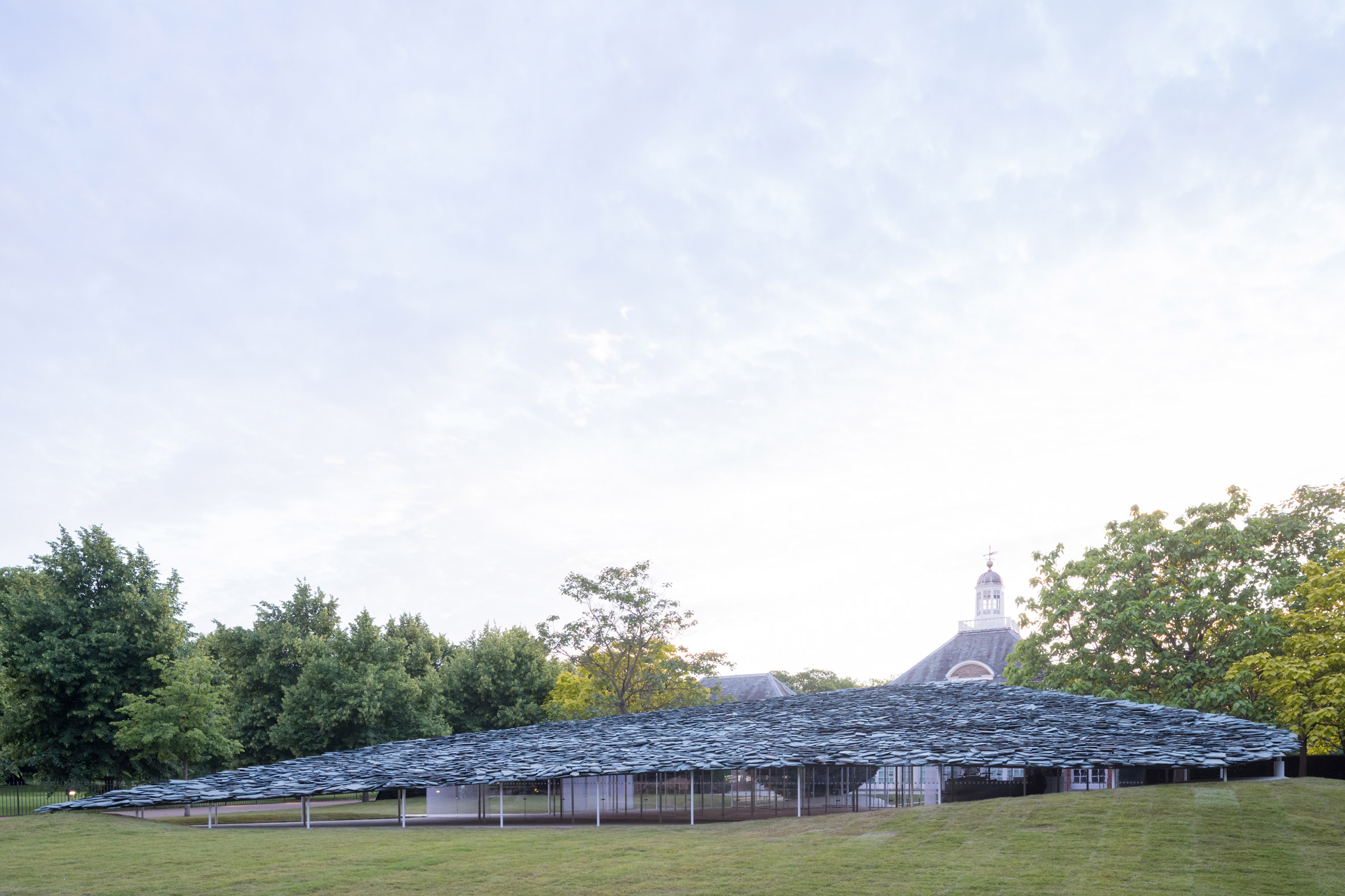 Serpentine Pavilion 2019 by Junya Ishigami