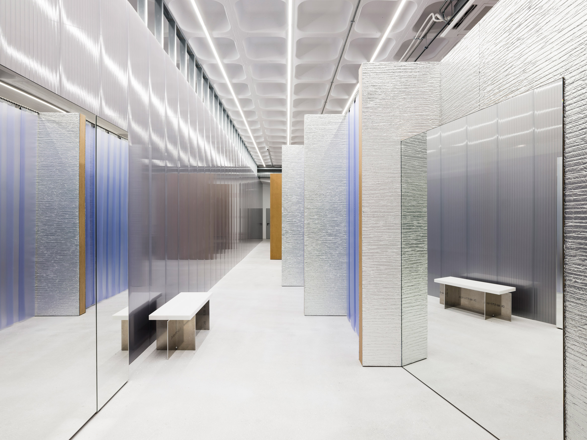 Tem-plate store by Gonzalez Haase AAS