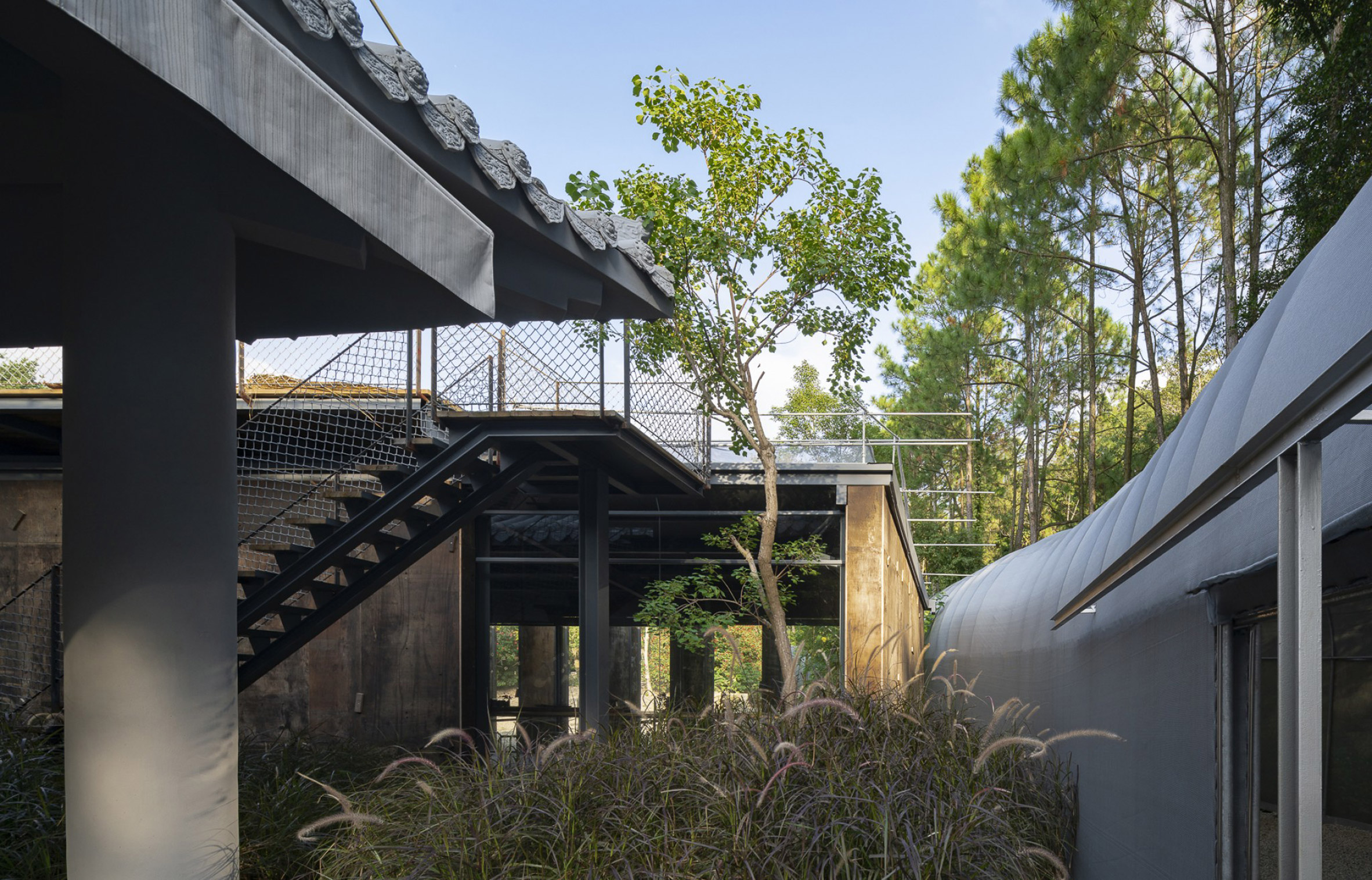 The Forest BIG by Divooe Zein Architects