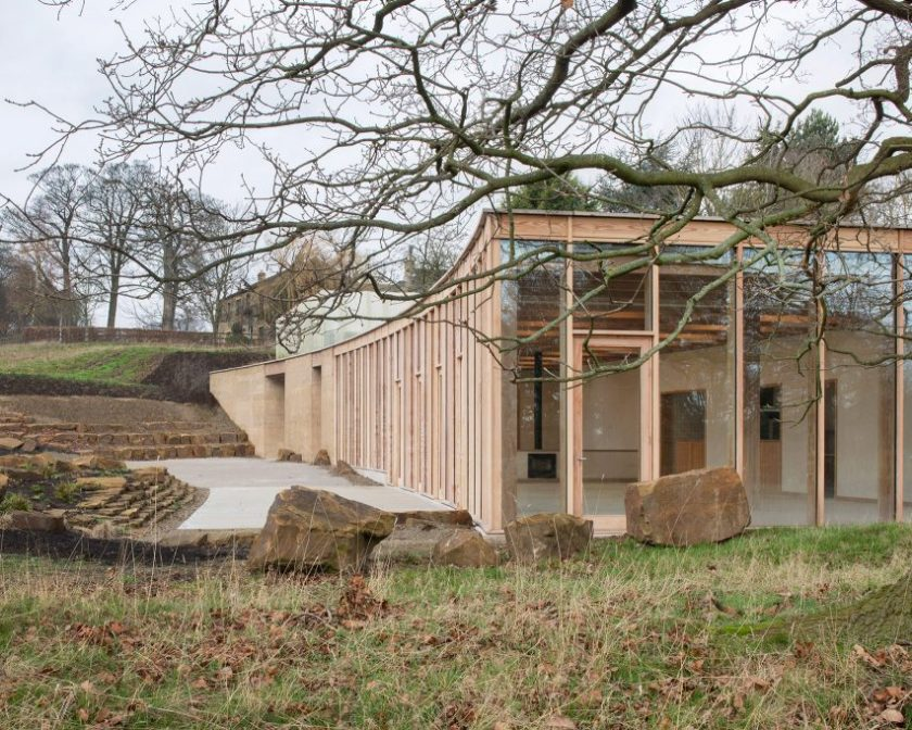 Stirling Prize 2019: The Weston by Feilden Fowles Architects