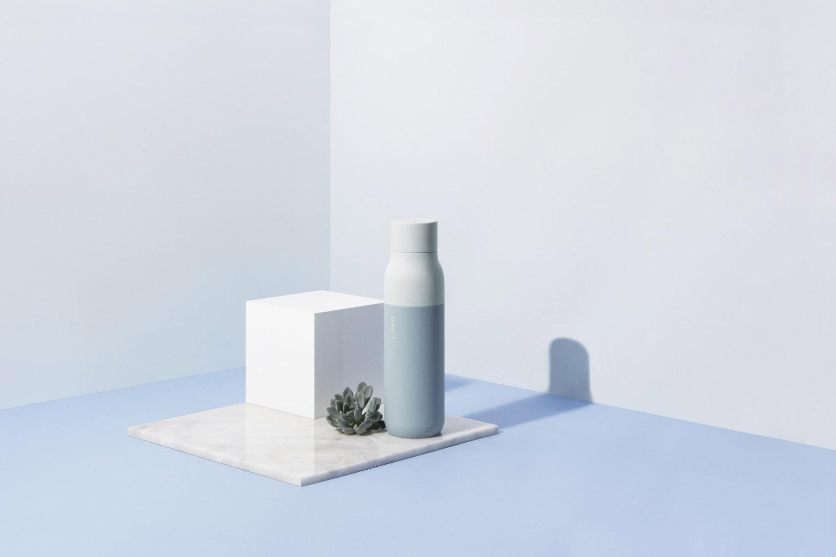 LARQ self-cleaning water bottle by LARQ