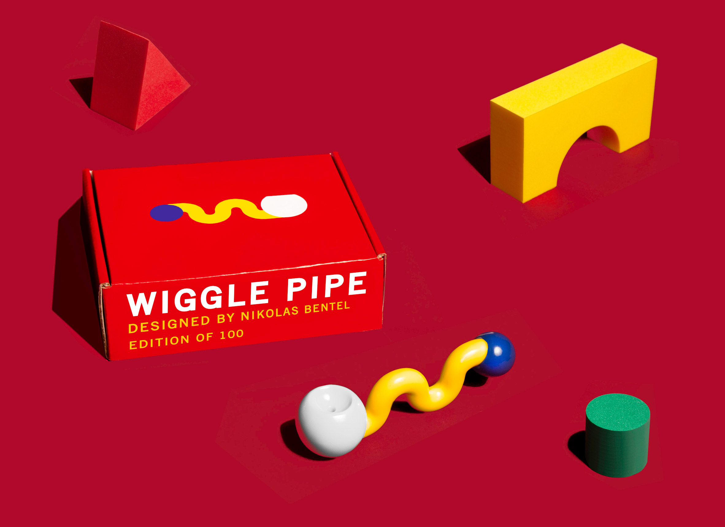 The Wiggle Pipe by Nik Bentel