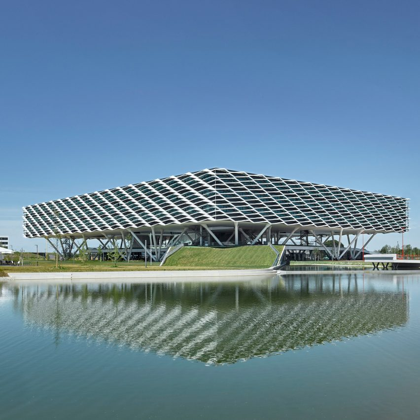 COBE completes new adidas headquarters in southern germany
