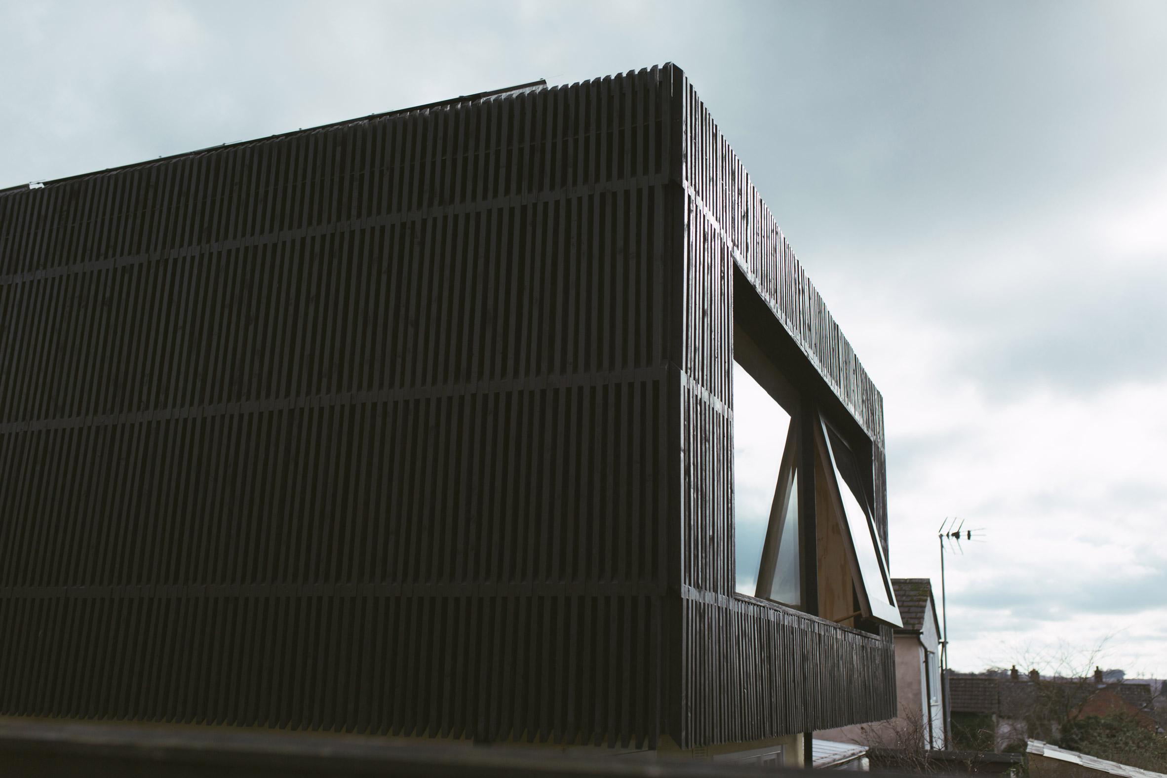 Mill Lane U-Build house extension by Studio Bark