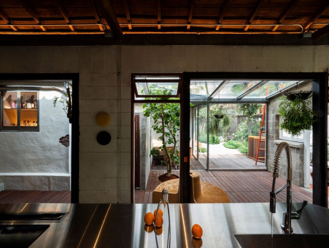 Living Lab house designed by JC Architecture