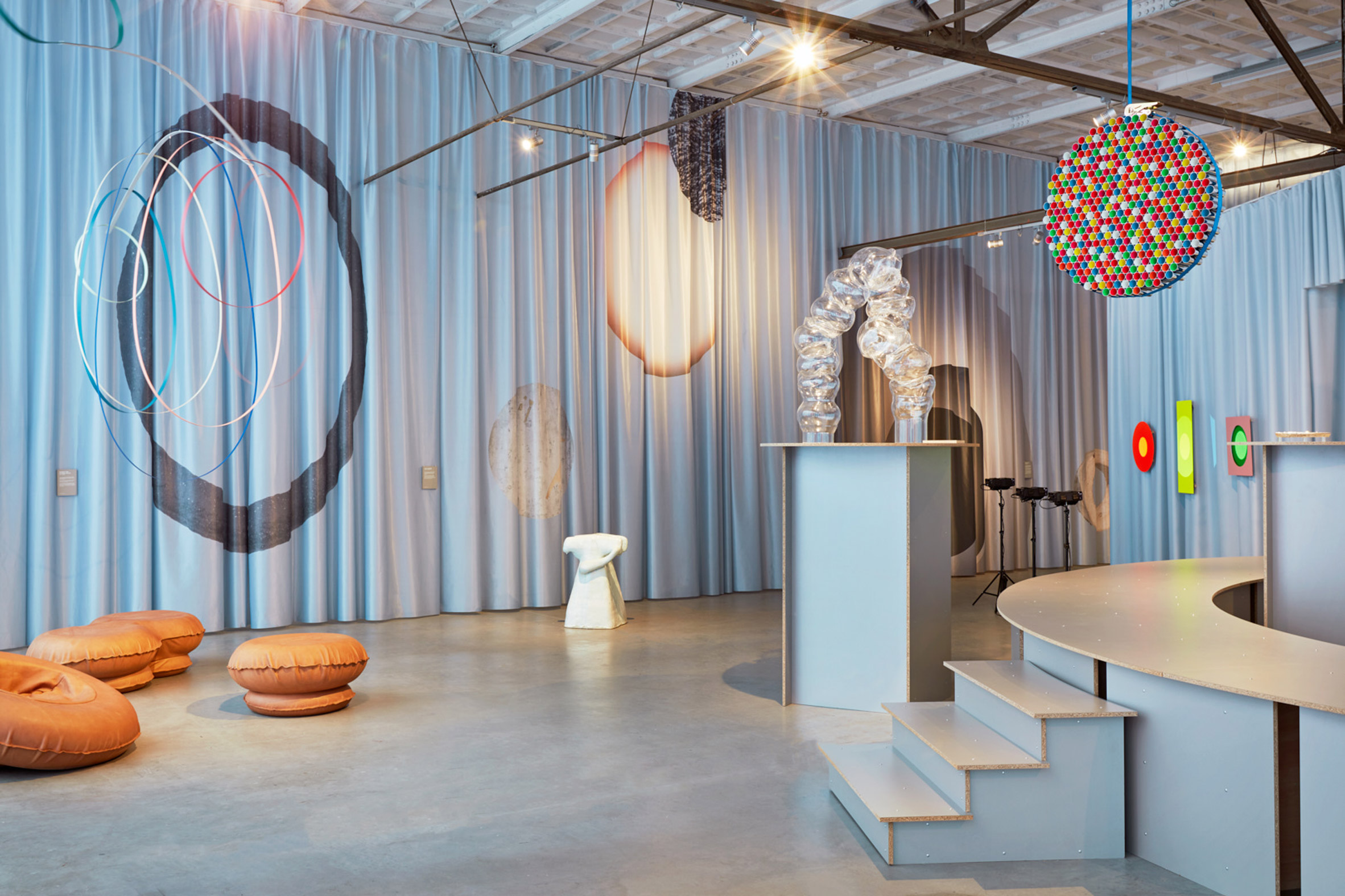 Dutch Invertuals The Circle exhibition presents different takes on the shape