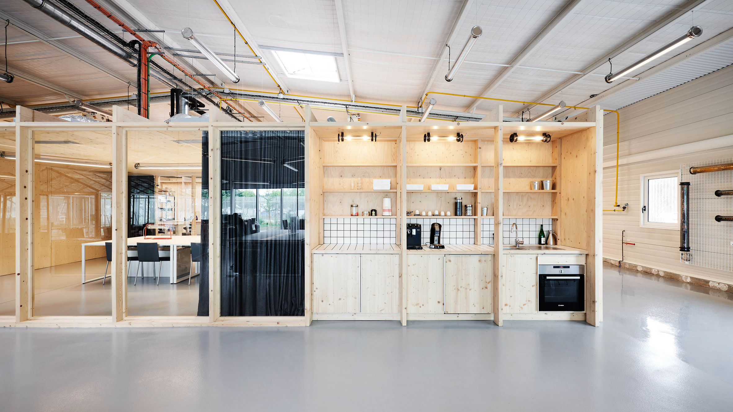 Sammode warehouse conversion by Freaks