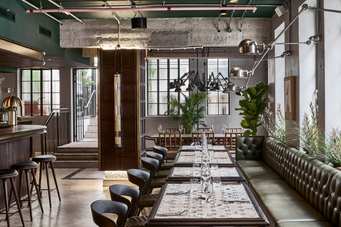 Gorgeous George in Cape Town South Africa was named Hotel of the Year at the AHEAD Middle East and Africa awards 2019