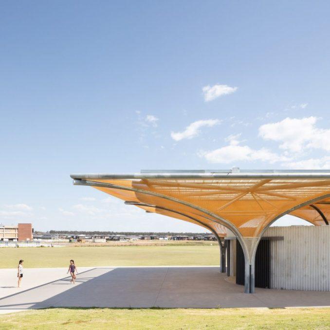 Marsden Park Pavilion by CHROFI
