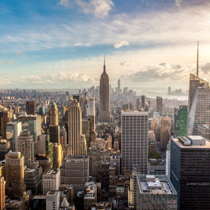 New York City energy emissions bill 2020