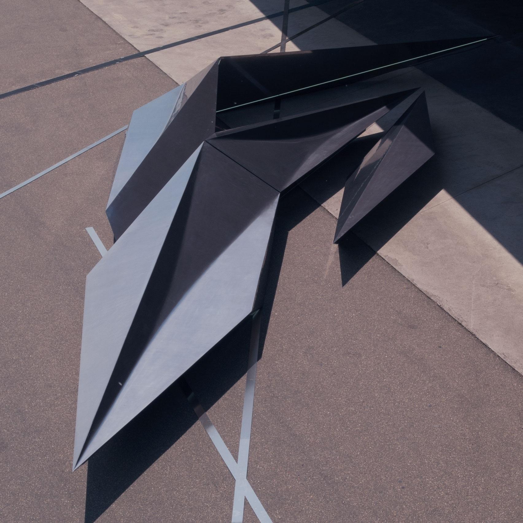 The 2013 Prima Installation by Zaha Hadid