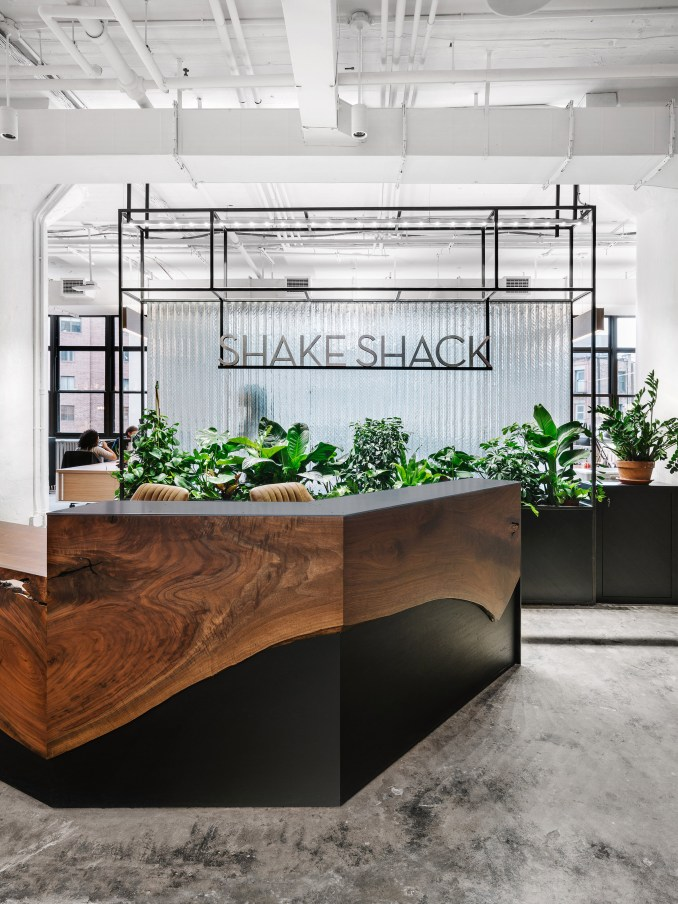 Shake Shack Headquarters by Michael Hsu