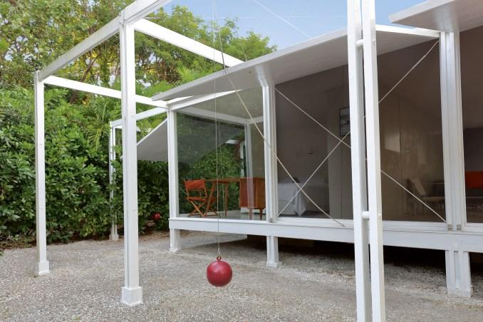 Walker Guest House by Paul Rudolph