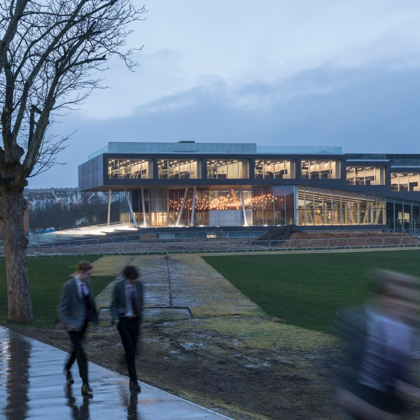 Brighton College School of Science and Sports by OMA
