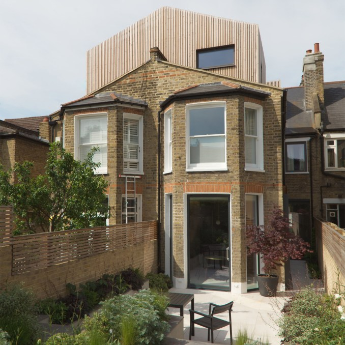 Elmwood Road, Southwark, by Conibere Architects