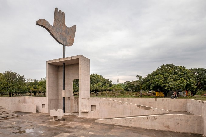 Chandigarh photographed by Roberto Conte