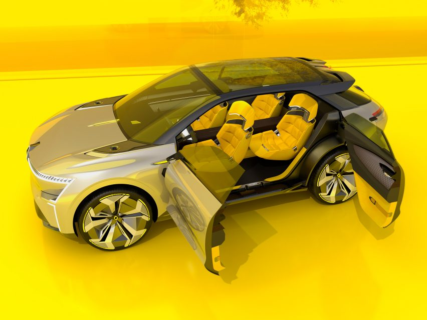 Renault Morphoz-The Real Transformer Car